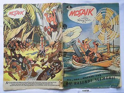 Mosaik von Hannes Hegen Digedag Nummer 8 von 1957 (114726)