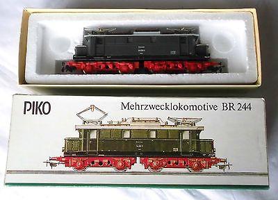 Piko Mehrzwecklokomotive E-Lok BR 244 Spur H0 im Karton (109863) 0