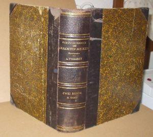 Handwörterbuch der gesamten Medizin von 1891