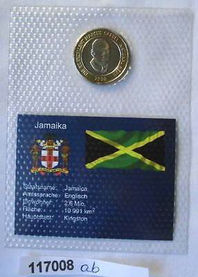 20 Dollar Münze Jamaika 2000 Im Blister 117008 Nr 332493471692