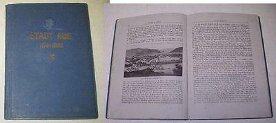 Stadt Aue 1173-1923 - Festschrift zur 750-Jahrfeier der Stadt Aue im Erzgebirge