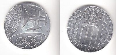 10 Euro Silber Münze Portugal 2004 Olympiade Athen (113389)