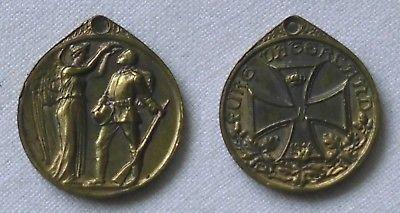 Miniatur Deutsche Ehrendenkmünze des Weltkriegs Ehrenlegion I. WK (117856)