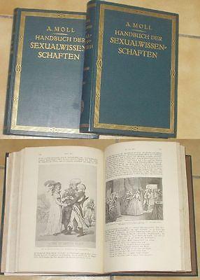 Handbuch der Sexualwissenschaften, Dr. Albert Noll 1926