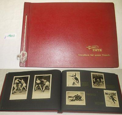 VEB Sport - Toto / Fotoalbum für unsere Freunde, 1955