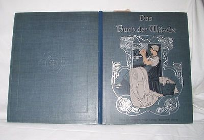 Das Buch der Wäsche, Verlag der