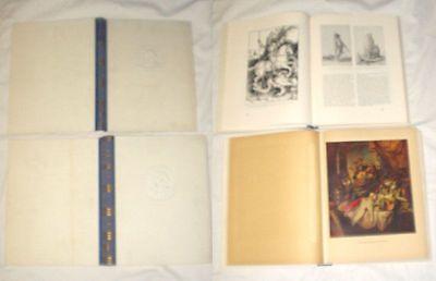 Das Buchgewerbe - Eine Gesamtdarstellung des Graph. Gewerbes, 2 Bände 1940
