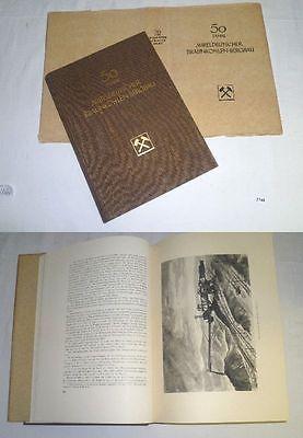 Festschrift 50 Jahre mitteldeutscher Braunkohlen-Bergbau 1885 - 1935