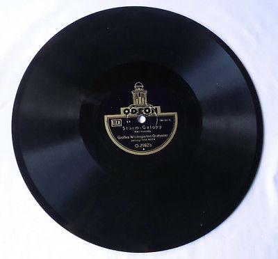 110519 Schellackplatte Odeon