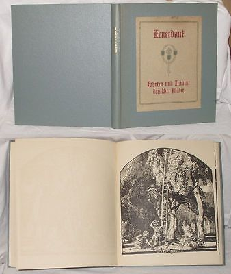 Fahrten und Traeume deutscher Maler um 1900