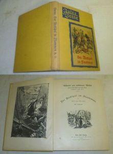 Der Archipel in Flammen, Jules Verne 1887