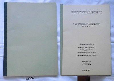 Differentialblutbild bei Myocardinfarkt, Angina pectoris und Apoplexie, 1956