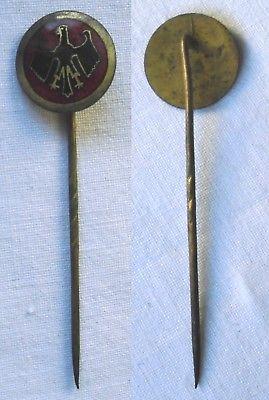 Abzeichen Reichsbanner Schwarz-Rot-Gold Bund dt. Kriegsteilnehmer 1931 (104423)