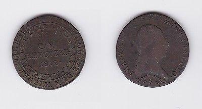1 Kreuzer Kupfer Münze österreich Wiener Währung 1812 S 117705 Nr