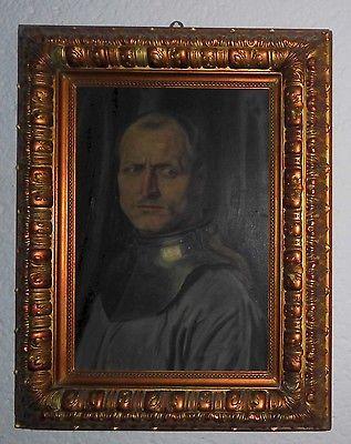 Schönes rares Ölbild von Max Seliger 1865-1920