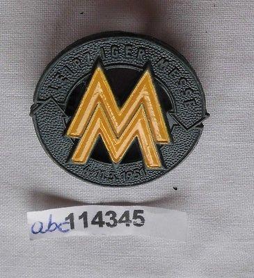 Abzeichen Leipziger Frühjahrsmesse 1951 Ausstellerabzeichen (114345)