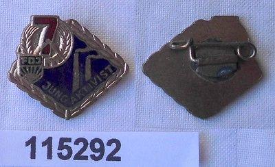 DDR Abzeichen Jungaktivist des Siebenjahrplan Nr 2385 c (115292)