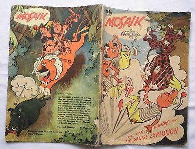 Mosaik von Hannes Hegen Digedag Nummer 7 von 1957 (119037)