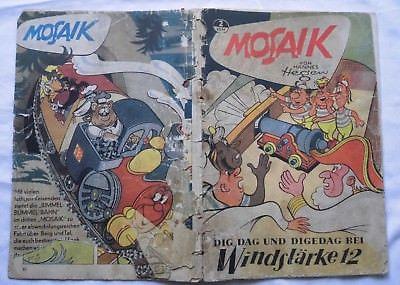 Mosaik von Hannes Hegen Digedag Nummer 2 von 1956 (116048)