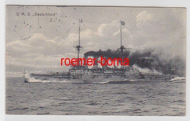 72655 Ak Kriegsschiff S.M.S.