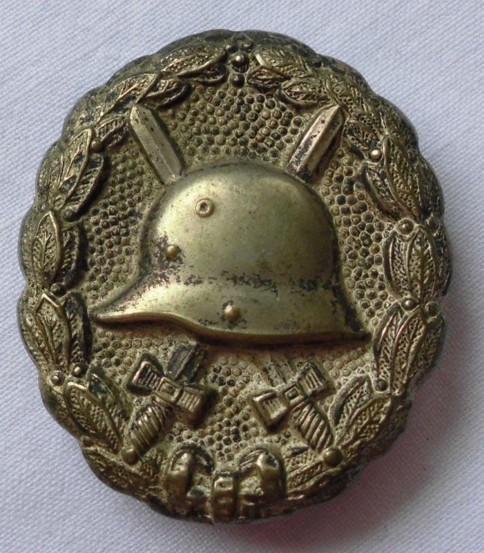 Verwundetenabzeichen In Silber Für Heer U0026 Kolonialtruppen (124195) 0