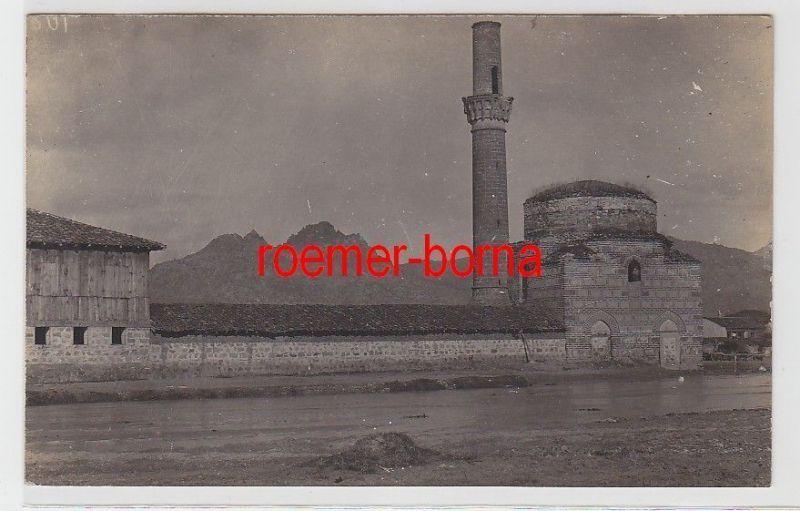 72073 Foto Ak Prilep Mazedonien Totalansicht im 1.Weltkrieg