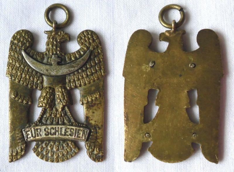 Freikorps Schlesisches Bewährungsabzeichen 2.Klasse in Bronze (123473)