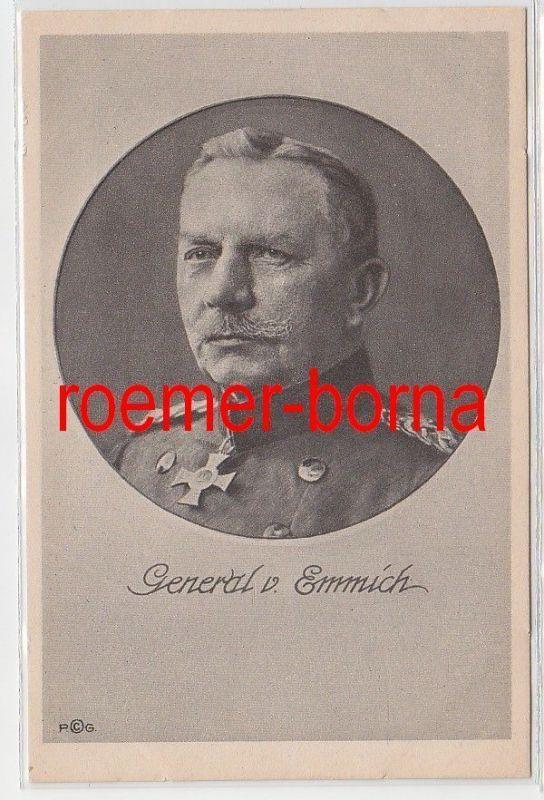 74791 Ak General von Emmich um 1920