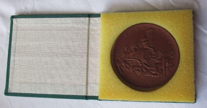 DDR Medaille im Etui Flakregiment