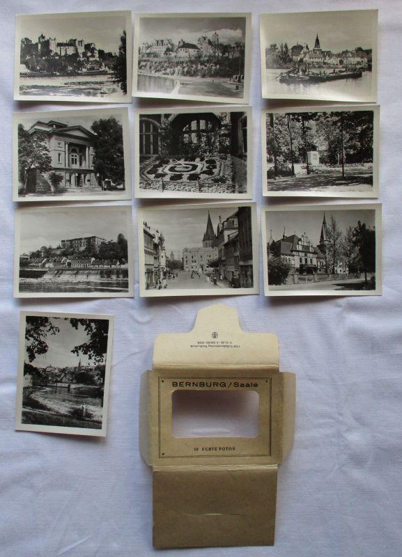 84177 Bildermappe Bernburg Saale mit 10 echten Fotos