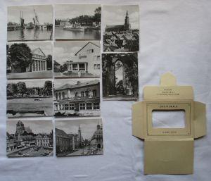 82237 Bildermappe Greifswald mit 10 echten Fotos