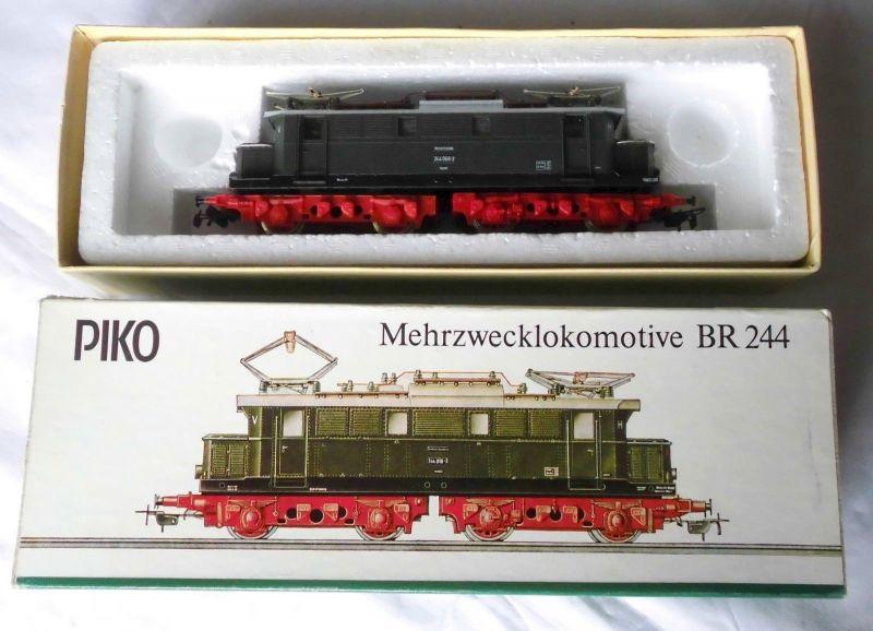 Piko Mehrzwecklokomotive E-Lok BR 244 Spur H0 im Karton (109863)