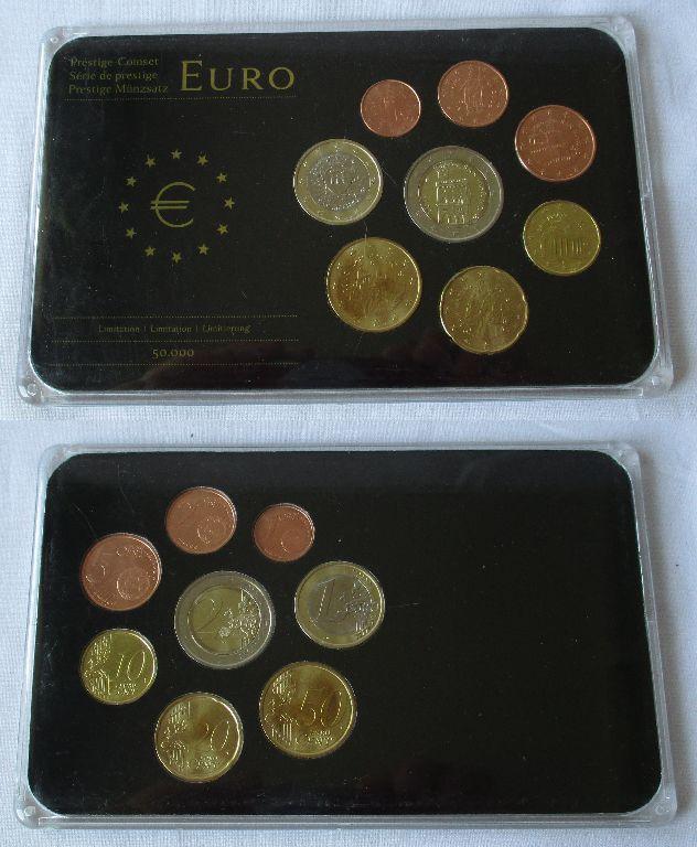 San Marino Euro Kursmünzensatz KMS in Hartplastik Box - Stempelglanz ...