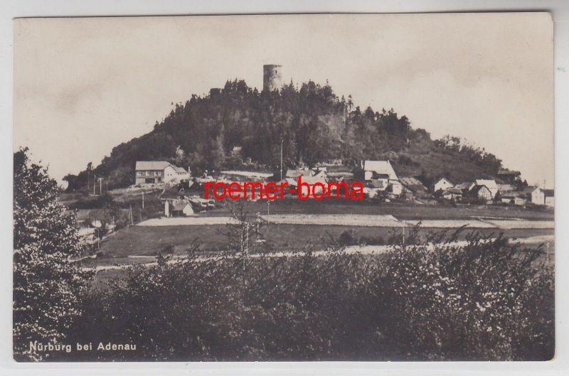 72934 Ak Nürburg bei Adenau Hotel Pauly um 1920