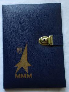 Etui mit 7 Medaillen FDJ Messe der Meister von Morgen der DDR (106018)