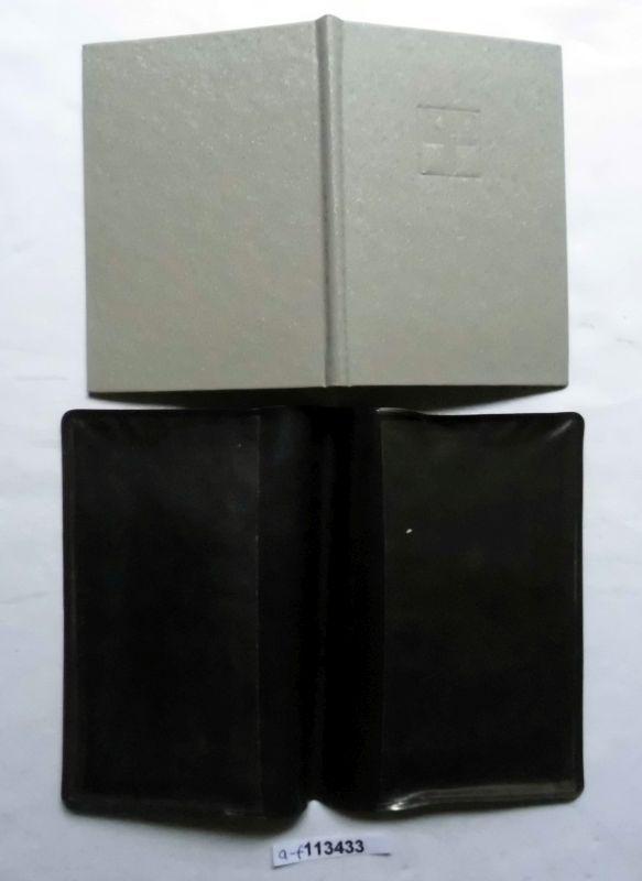 DDR Mitgliedsbuch der Kammer der Technik (113433)