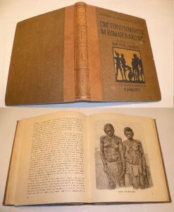Eine Forschungsreise im Bismarck-Archipel, von 1911 (Nr.3733)