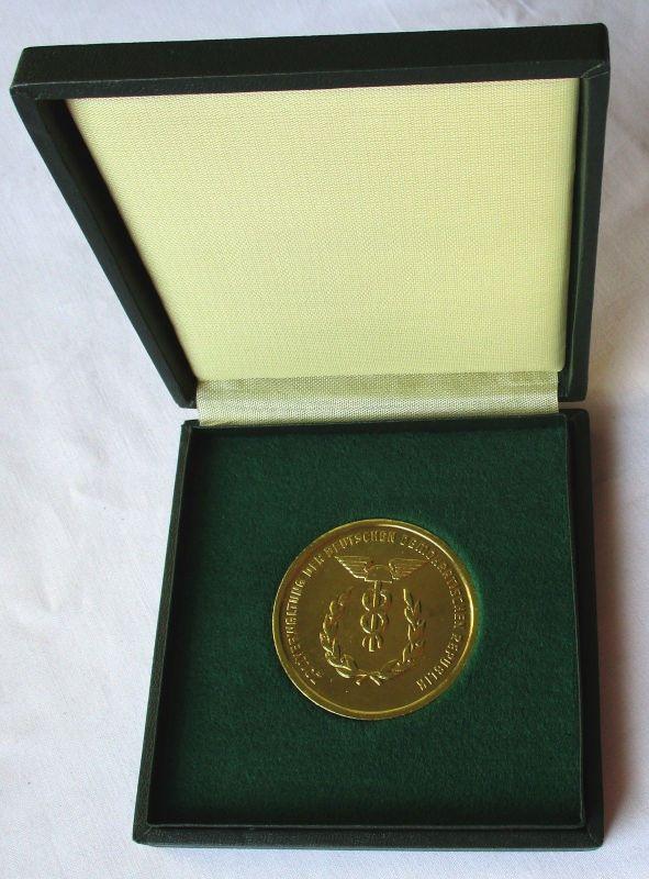 DDR Medaille Zollverwaltung der DDR im Original Etui (124898)