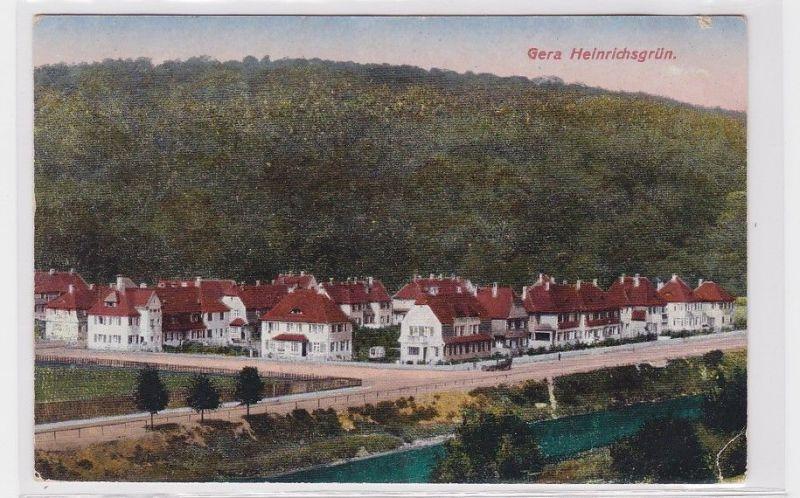 92216 Ak Gera Heinrichsgrün 1931 0