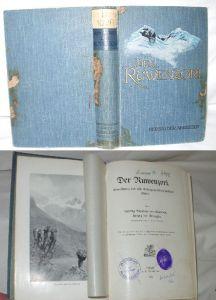 Der Ruwenzori Erforschung erste Ersteigung seiner höchsten Gipfel (Nr.17466)