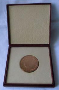 DDR Medaille 30 Jahre VEB Dampferzeugerbau Berlin 1981 im Original Etui (117895)