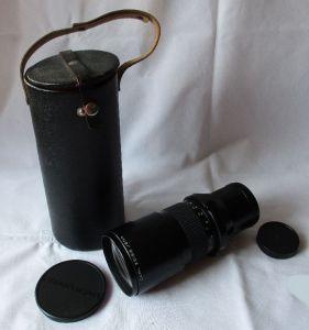Carl Zeiss Jena Prakticar 4/300 300mm 1:4 MC -- Prakticar (100486)