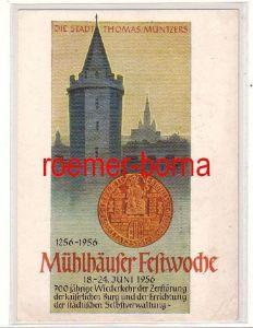 80289 Ak Mühlhäuser Festwoche 1256-1956