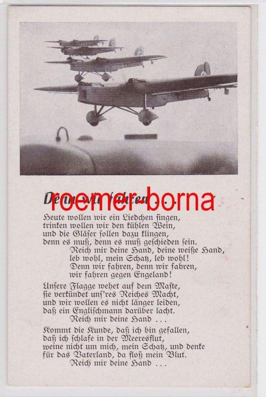 84638 Lied Ak 2. Weltkrieg