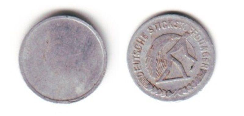 Alte Reklame Marke Deutsche Stickstoffdünger um 1930 (110819)
