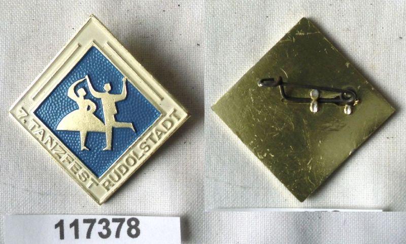 DDR Abzeichen 7.Tanzfest der DDR Rudolstadt (117378)