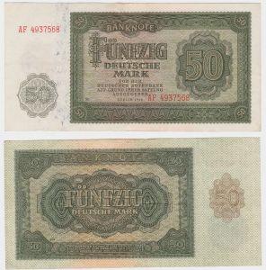 50 Mark Banknote DDR Deutsche Notenbank 1948 (105561)