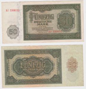 50 Mark Banknote DDR Deutsche Notenbank 1948 (105902)
