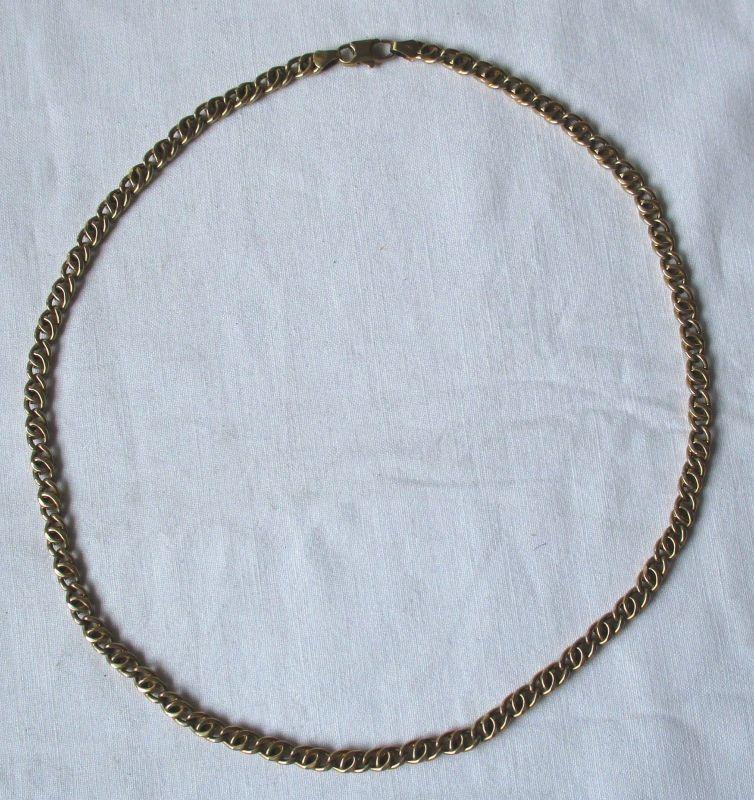 Hübsches Halskette aus 333er Gold Länge 46 cm (118288)