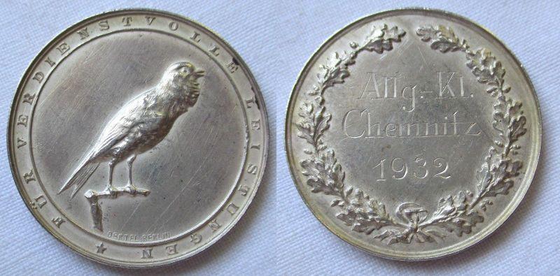 Medaille für Verdienstvolle Leistungen Allgemeine Klasse Chemnitz 1932 (114139)